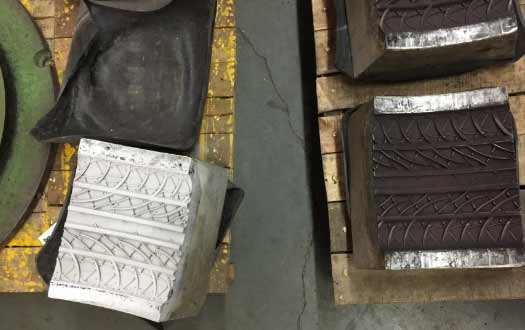 Efficient Cleaning Of Irregular Tire Molds With Laser Technology