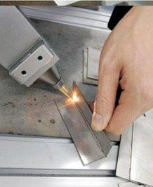 Fillet welding, vertical welding